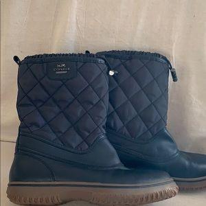 COPY - Coach snow boots